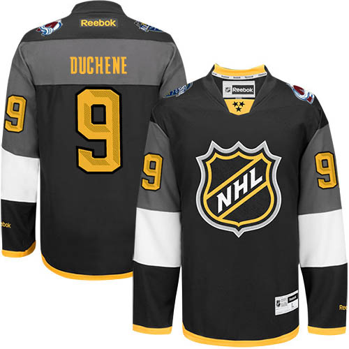 buy online 29fd1 3ef06 Mens Reebok Colorado Avalanche 9 Matt Duchene Authentic ...